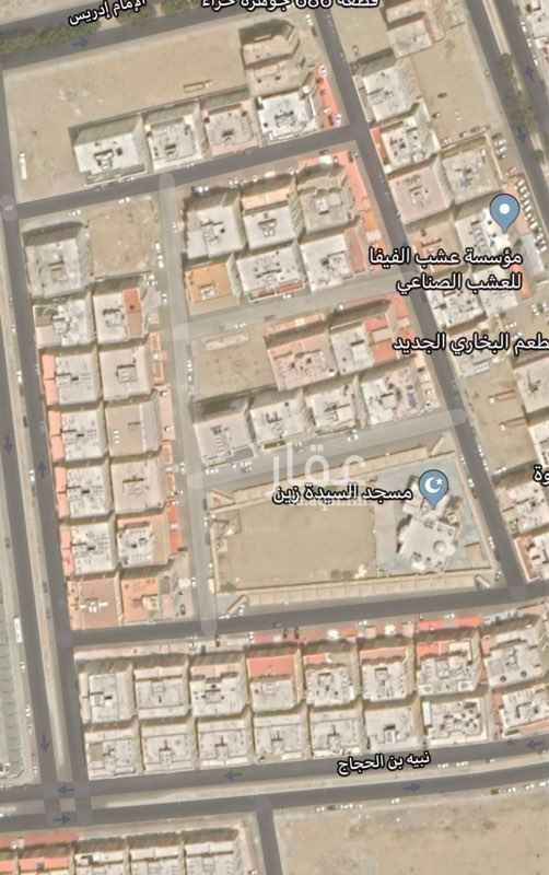 1674210 ارض ع شارعين مساحة ٨٤٩ متر في موقع يمتاز بسهولة الدخول والخروج وقريبة من جامع والسعر قابل للتفاوض