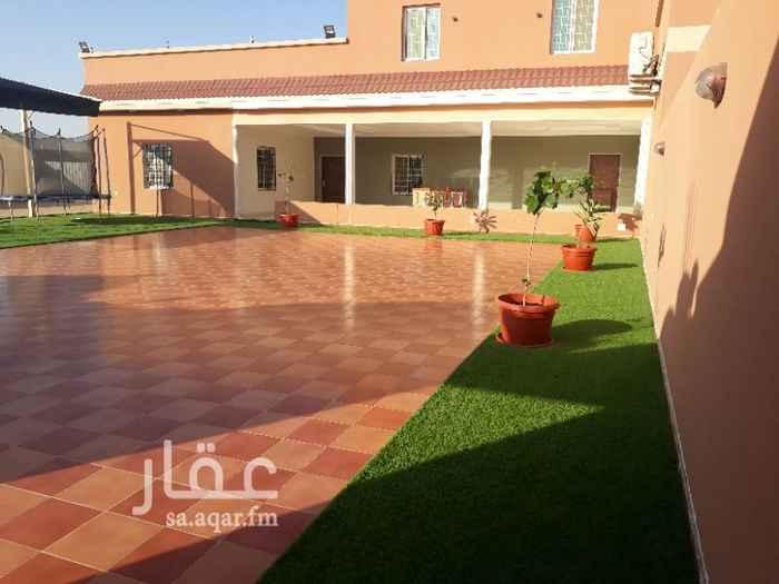 842690 استراحة النسيم بمسبحين للإيجار اليومي حي الحمدانية