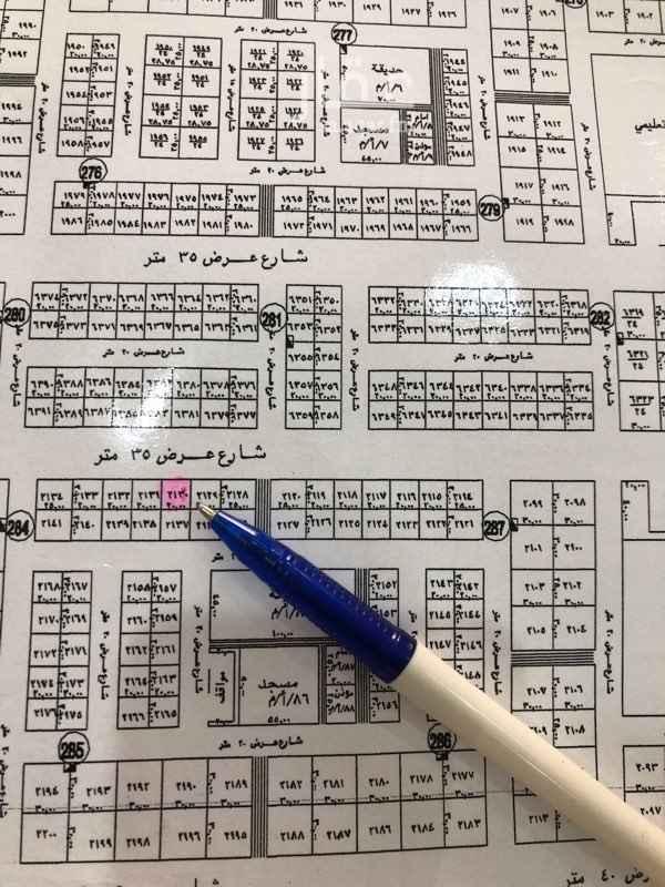 1678254 ارض تجارية بحي المهدية ٤٠٠م قطعه رقم ٢١٣٠شارع ٣٥ شمالي وكذلك قطعه رقم ٢٦٣٥ شارع ٣٥ شمالي وكذلك قطعه رقم ٣٥٣٧ شارع ٣٥ شمالي  على السوم
