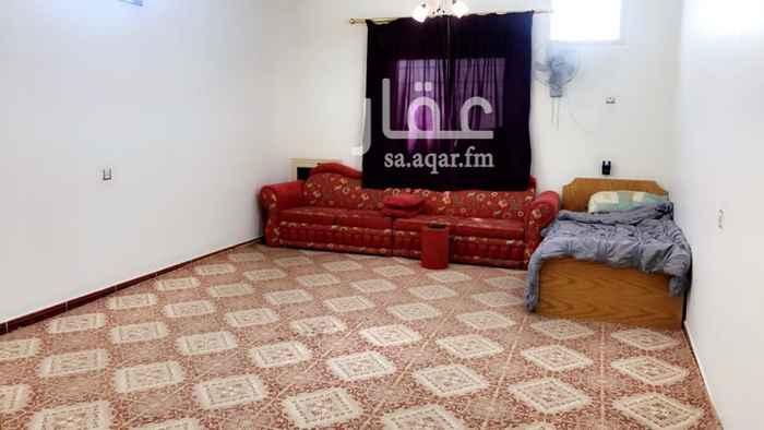 1707607 شقة مكونة من غرفتين ومطبخ ودورة مياه مؤثثة و مكيفة .