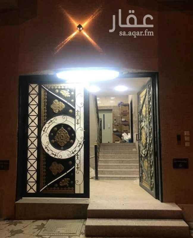 1030070 شقة تمليك 6 غرف 4 دورات مياه مستودع مصعد سطح مستقل موقف خاص شارع 20 المباني معزوله الزجاج دبل جلاس موقع متميز قريب من المسجد المسلحة 275 متر