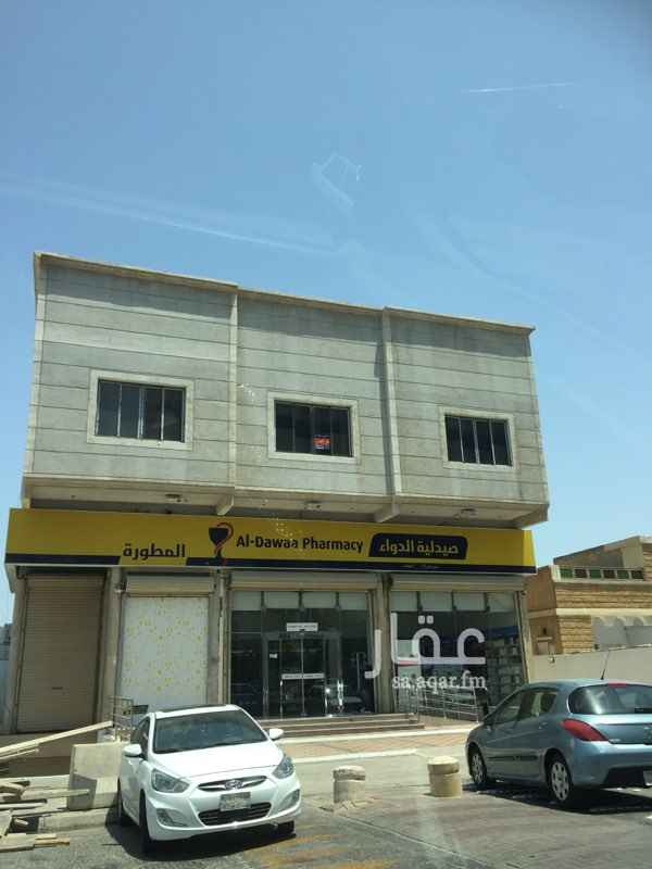 1630781 مكاتب ادارية امام مستشفى المانع تتكون من ثلاث غرف + ٢ حمام + بوفية. واجهه المكتب  على الشارع العام . فيها مصعد .