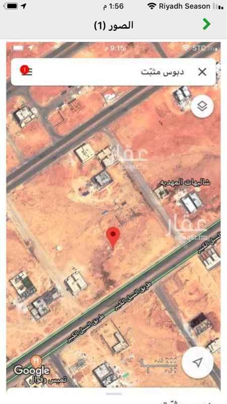 1821302 ارض مستوية وطبيعة ممتازة، شارع 20 متر شرقي و 20متر شمالي   الموقع صحيح للمعاينة .   30x30  متر البيع قريب واعلى سومة  من المالك مباشرة