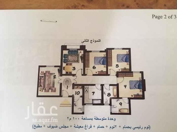 شقة للبيع فى طريق الامير نايف بن عبدالعزيز, الحمراء وأم الجود, مكة صورة 1