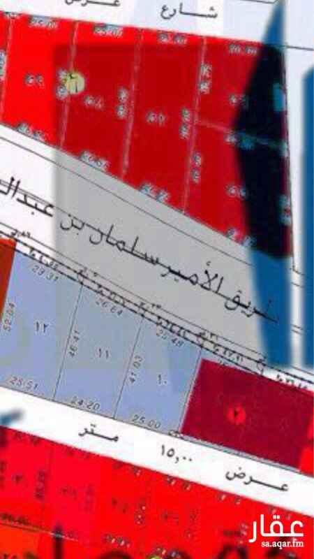 197564 ارض للايجار  ارض شارع الملك سلمان في الخبر حي البندرية المساحة 957.52 متر قطعة رقم 10 شمال: شارع الملك سلمان   للتواصل 0555917657