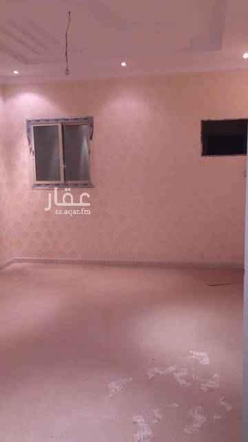 1454697 شقة جديدة في حي الشفا اربع غرفة ودورتين مياه ومطبخ الدور الثاني فيه مصعد وخزان مستقل وموقف سيارة مكان هادي وجميل