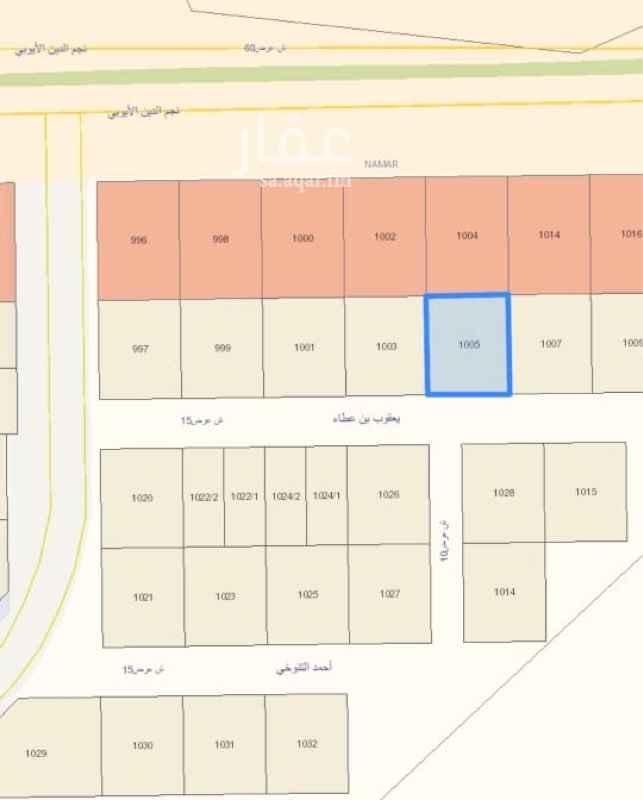 1665920 ارض سكنية موقع مميز  قريبة من مخرج ٢٦-٢٧  مساحة الارض ٣٧٥ الاطول ١٢.٥* ٣٠  ارضها ممتازه  السعر قابل للتفاوض   اوقات الاتصال من الساعة ٤ عصر حتئ الساعة ١٠ مساء
