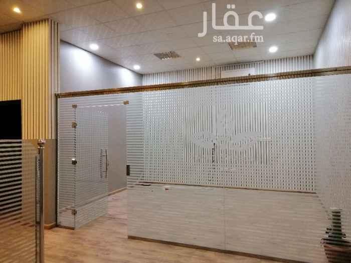 1205452 مكتب دور ارضي في عماره مكونه من 6 محلات وثلاث مكاتب العماره مكونه من طابق واحد المكتب داخلي