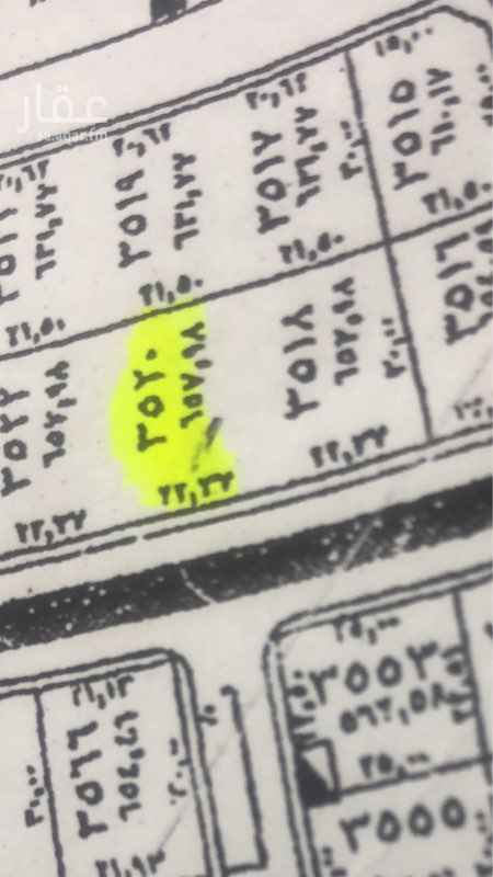 1696136 ارض في الغروب ٦٥٧ شارع ٢٠ الضريبه على المشتري