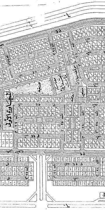 1710781 ارض للبيع في ضاحيه الملك فهد الحي الأول