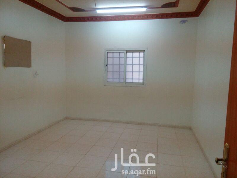 1196099 شقة دور اول 3غرف وصالة ومطبخ راكب وعداد مستقل