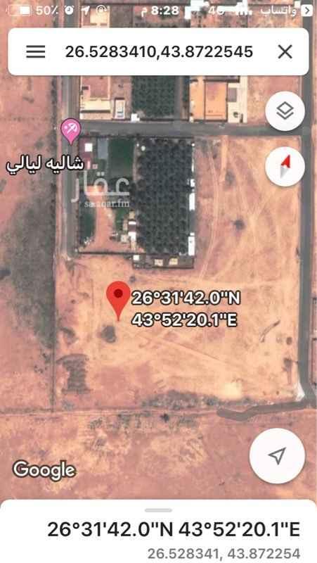 1642764 أرض بصك إلكتروني بالبديع الكهرباء واصله الزفلت واصل ( الجازم ما نختلف معه ) .. للتواصل 0556165543 أبو عبدالعزيز