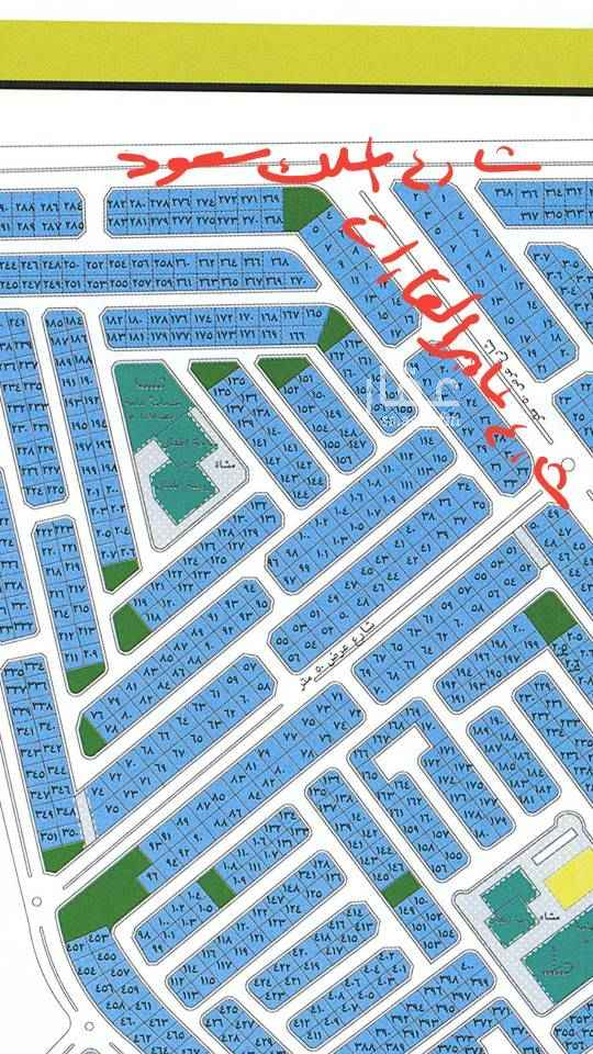 1585180 مخطط الخالدية السياحى  حى الزمرد  الجزء ب المساحة ٦٢٥ متر  شارع ١٥ شمالى  قريبة من العابر والملك سعود  موقع مميز جدا مطلوب  750000الف نهائى  العرض مباشر