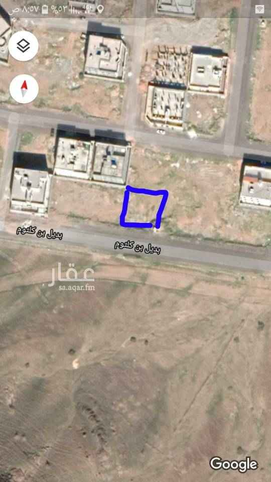 1686598 للبيع قطعه ارض رقم ٣٨في مخطط رقم ٧٤٨ت١٤١٦ الواقع في حي السلام في المدينه المنوره على شارع ١٨ مساحتها٦١٣.٩٢متر