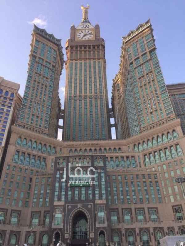 1386570 ٤ استوديو إطلالة الكعبة  من ١٧ إلى ٢٠ رمضان شخصين + طفلين برج زمزم الدور ١١  ارقام الوحدات ٦ ، ٧ ، ٨ ، ٩ للبيع صكوك انتفاع للوحدات المذكورة لعام ١٤٥١ هجري