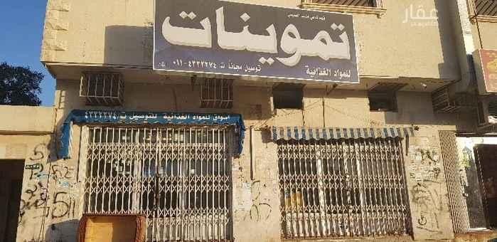 1473485 محل تجاري من فتحتين بمساحة 8×11 يقع على نهاية شارع عبدالله بن الزبير بحي العريجاء الغربي. قريب من شارع حمزة . يصلح يكون صيدلية . السعر قابل للتفاوض.   للمزيد من الاستفسار ارجو التواصل مع صاحب العقار ابو ياسر 0555269753