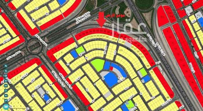 1322642 ارض تجارية بحي الفيصلية تقع على طريق الملك فهد بعد صندوق تنمية الموارد البشرية (هدف)  البريد الإلكتروني: info@bayanre.com
