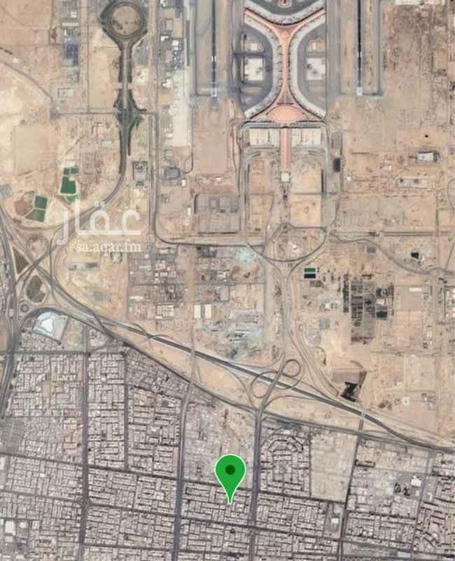 1070871 الموقع مكون من دور واحد ويتميز الموقع من قربه لمدخل المطار الجديد ولراغبي الاستثمار للادوار المتكررة