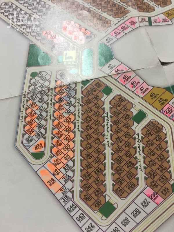 1446607 قطعة رقم ٢٩٩ في مخطط مطل الهدا على شارع ١٢م  متوفر به كهرباء، شوارع مسفلتة وانارة للتفاهم: ٠٥٠٥٥٠٠٨٠٤
