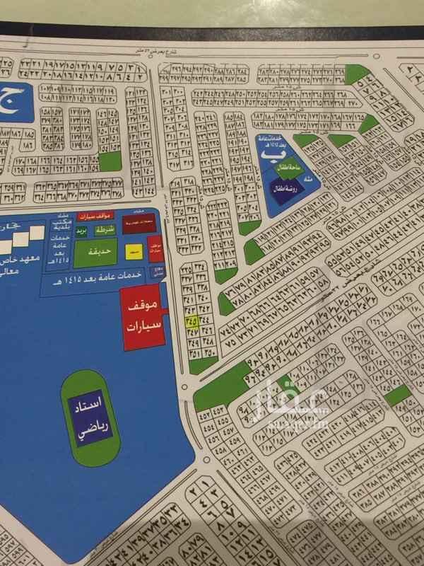990036 ارض للإيجار رقمها : 345 مساحتها : 750 م شارع : 32 غربي نافذ لشارع الملك سعود مطلوب 45 الف سنوياً