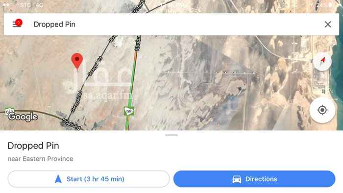 816288 ارض في مخطط العقير الزراعي عبارة عن ٦ قطع على طريق القرية قريبة من البحر قريبة من مدينة الملك سلمان للطاقة قريبة من صناعية الدمام الثالثة قريبة من طريق الخليج السريع الدولي طولها على طريق القرية المسفلت ٩٠٠ متر