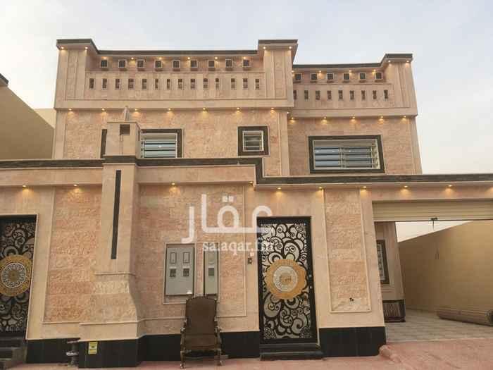 فيلا للبيع فى شارع احمد بن الخطاب, طويق, الرياض صورة 1