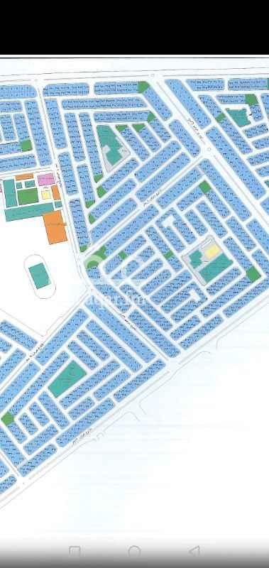 1282132 السلام عليكم للبيع أرض في مخطط الخالدية السياحي )     جزء ب) حي  الزمرد أبحر شمالية    قطعه شارعين 15 شمالي +15 غربي سعر 620000الف