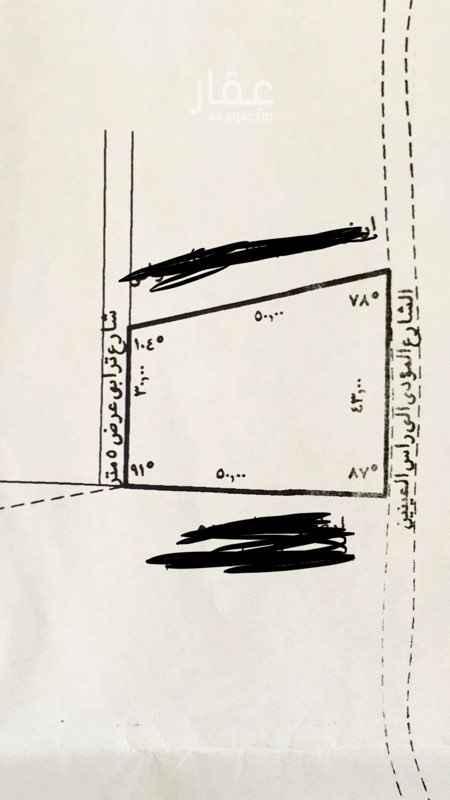 1637917 توجد ارض حجه مساحتها ١٨٠٠ على شارعين وتم رفع مساحي فيها قابل للتفاوض