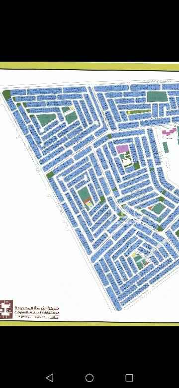 1572173 السلام عليكم (حي الزمرد)  لدينا أرض مميزه للبيع في مخطط الخالديه السياحي جزء و ارضيه نظيفه جدا مساحه ٨١٣ متر  ع شارعين عرض ٢٠م غربي جنوبي للبيع بسعر ٨٥٠٬٠٠٠ ﷼ للإستفسار الإتصال بنا ٠٥٥٦٩٥٦٥٣٦