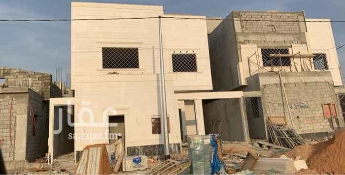 1756619 فله حي البيان شرق الرياض . درج داخلي وشقتين غربيه شارع ٢٠  0557209400