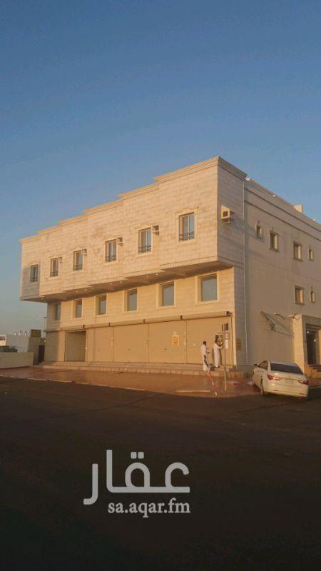 1266552 عماره شارعين حي ابحر الجنوبي يسمح تاجير الشقق بدون المعارض