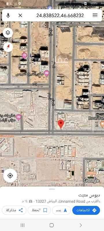 1746473 للبيع ارض تجاريه بحي النرجس الكيلو الثالث الغربي مساحه ١٢٠٠م زاوية جنوبية غربية شوارع ٣٠ الاطوال ٣٠*٤٠عمق السوم ٢٦٠٠ريال