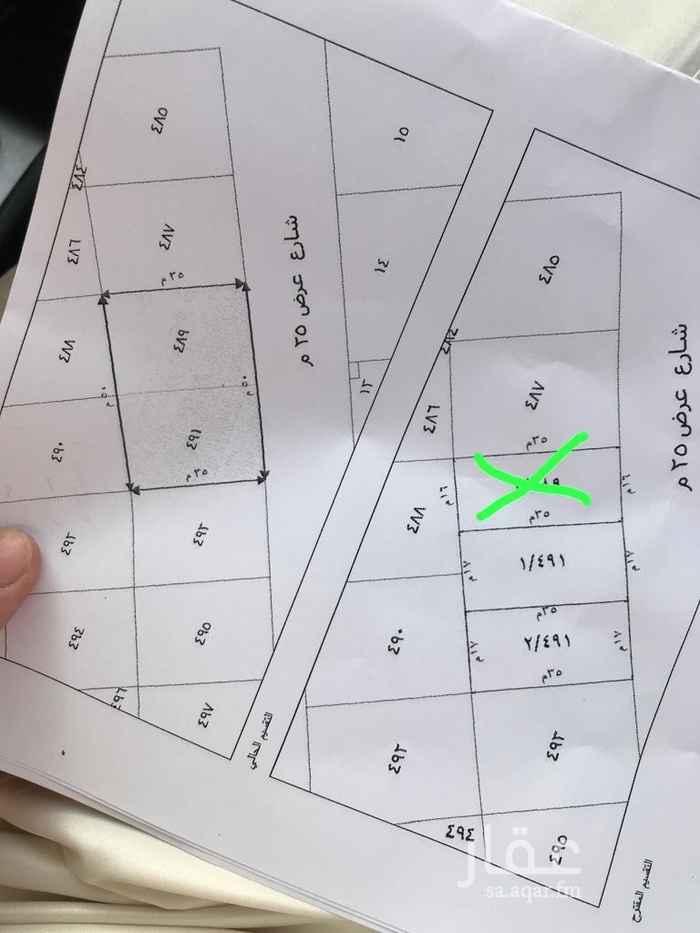1814577 للبيع قطعتين سكني بملقا نجد مخطط قصور  المساحه لكل قطعه ٥٩٥متر الأطوال ١٧/٣٥جنوبي شارع ٢٥متر  البيع ٣٣٥٠بدون الضريبه  مباشر من المالك