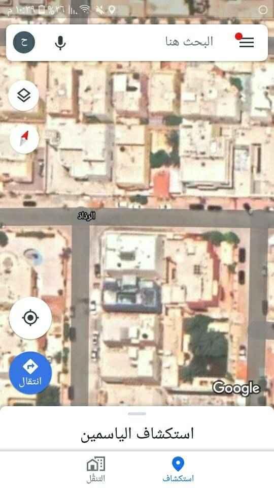 1212352 للبيع ٧٧٥م   حي الياسمين   شارع ١٥جنوب    ظهيرة شارع الخيالة   ٢٥في ٣١السعر ٢٣٠٠  موقع غير دقيق  قريب من طريق الملك عبد العزيز    كافة الخدمات