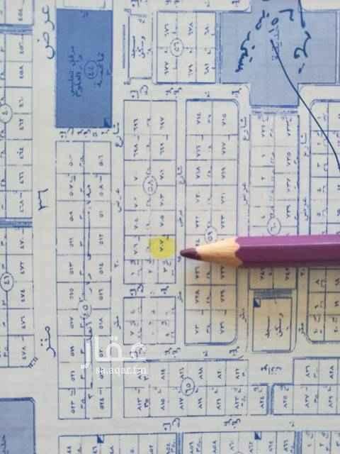 1505705 للبيع ارض في حي الفلاح الاطوال   14في 40 شارع 15 جنوبي  مساحة 560متر  السوم 2800 البيع 2900