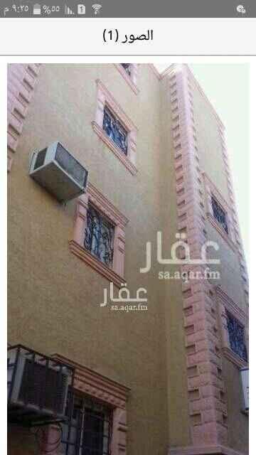 1514258 عماره 900 متر شارع وادي البطحاء تجاري سكني في حي الملقا بها 14 شقه للبيع 5 مليون و200 الف
