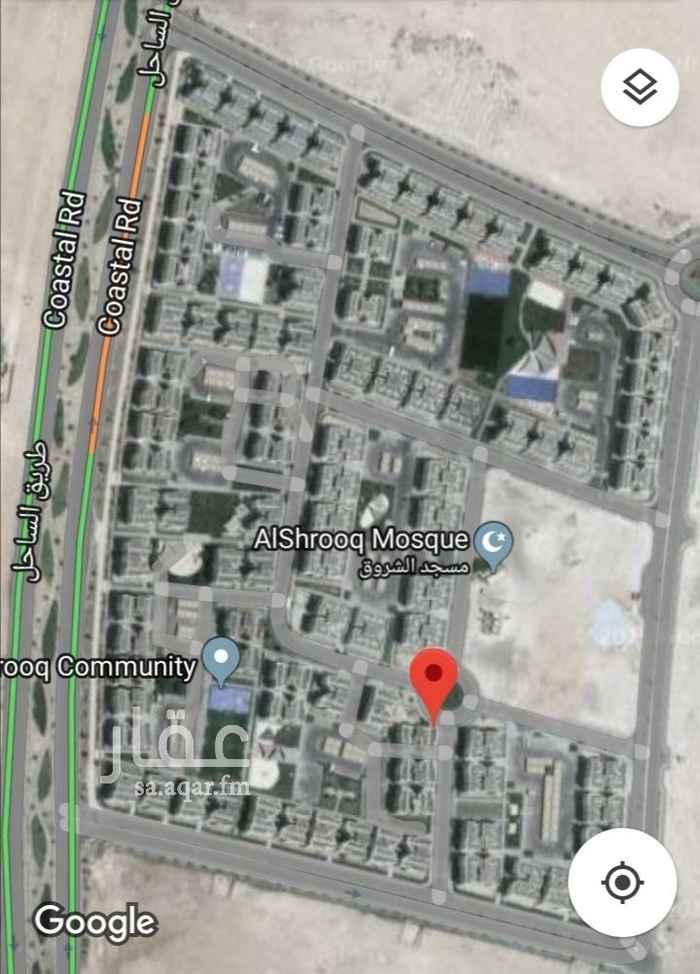 1677140 شقة للإيجار السنوي بمدينة الملك عبدالله الاقتصادية في حي الشروق الدور الأخير بمبنى متميز من حيث الموقع على شارعين وامام نادي الحي مباشرة قريبه من جميع مرافق المدينة الترفيهية.