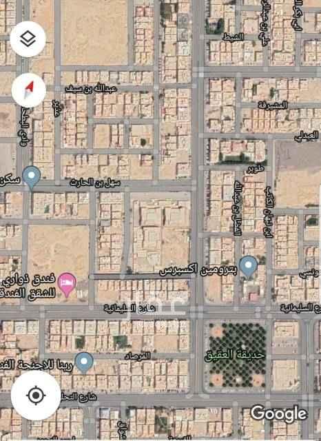 1576016 للبيع ارض زاوية حي العقيق  المساحة 625 م  الاطوال ( 25 × 25 ) شارع 20  م جنوبي شرقي  البيع 2250 ريال + الضريبة  📌الموقع غير دقيق