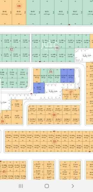 1617558 للبيع ارض ملقا سلودير  مساحة ٩٦٠ م ( ٢٤ × ٤٠ )  شارع ١٨ م جنوبي  البيع ٣٢٠٠ ريال شامل الضريبة  📌الموقع غير دقيق  📞للتواصل 0556994257