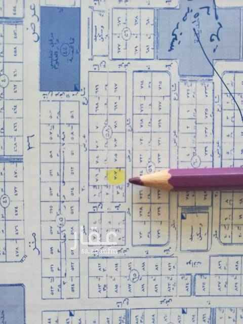 1642565 للبيع ارض في حي الفلاح مساحة 560 م ( 14 × 40 ) شارع 15 م جنوبي    الببع 2800 ريال  📌الموقع غير دقيق  📞للتواصل 0556994257