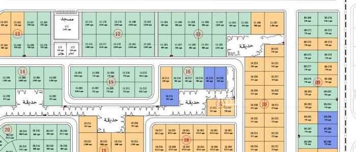 1617558 💢 للبيع ارض ملقا سلودير 💢 بلك رقم ( 11 )  مساحة 960 م  ( 24 × 40 )  شارع 18 م جنوبي  البيع 3200 ريال شامل الضريبة  📞للتواصل 0556994257