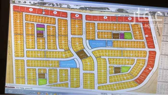1755274 للبيع ارض استثمارية في مخطط عوالي الظهران المساحة ٦٦٢ م شارع ١٨ شمال المطلوب حد ١٥٠٠ ريال للمتر