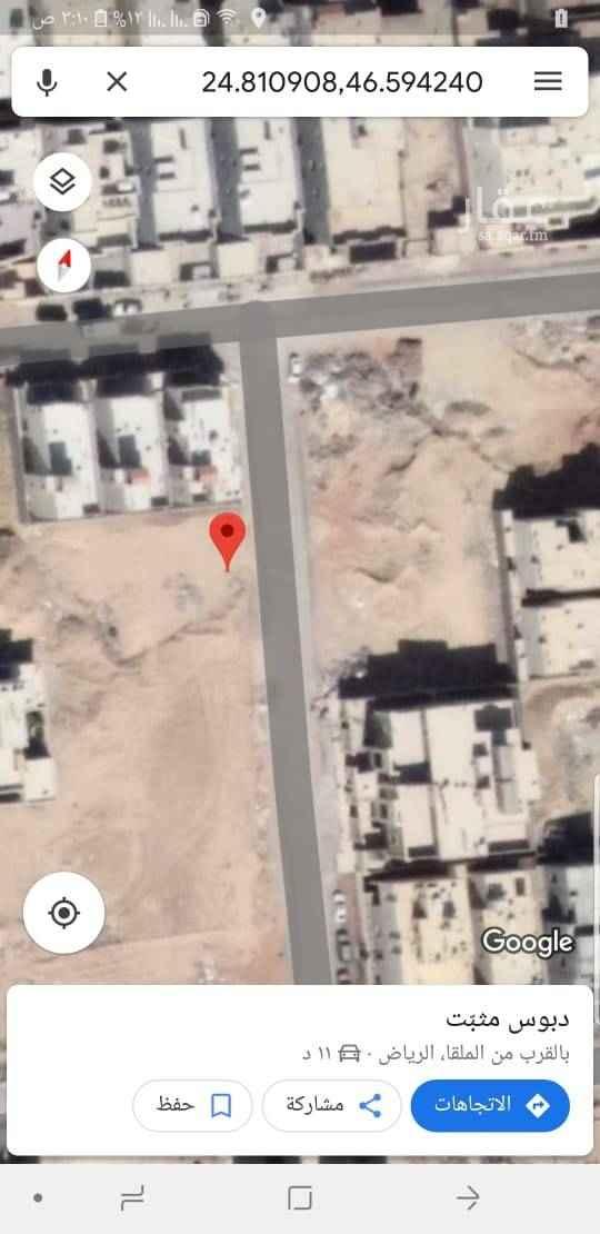 1643900 للبيع ارض في حطين الثغر  المساحه ٥٠٠م  شرقيه شارع ١٥م  السوم٣٨٠٠ريال  عند مدرسة ابتدائي  موقع الارض  دبوس مثبّت بالقرب من حطين، الرياض https://maps.app.goo.gl/xYAPo99tYXcUMFun7