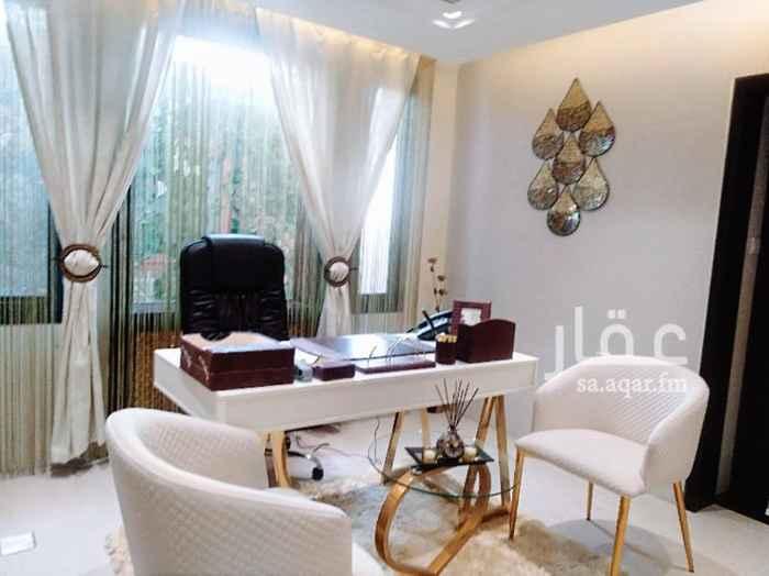 1344712 مكتب مجهز شامل الخدمات وغير مجهز للتأجير الشهري والسنوي بطريق الملك فهد