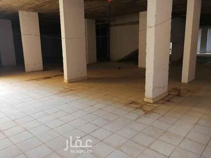 1401855 مستودع للايجار مساحة ٨٠٠م  بحي القيروان