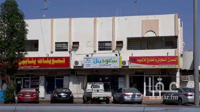 1258319 عمارة تجارية ع شارع السامر الرئيسي شارعين ٤معارض + ٦شقق من ٣غرف موقع ممتاز جدا