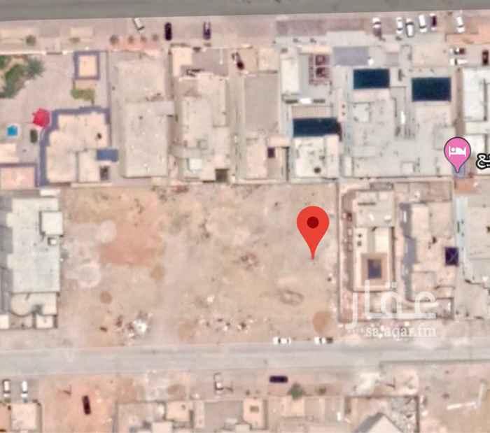 1815532 ارض سكنيه للبيع في حي الرحاب   المساحه : ٥٥٥م الشارع : ٢٠ شمالي  طبيعه الارض صخريه
