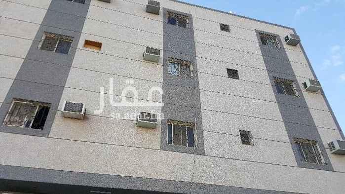 1290325 شقه اربع غرف نوم مطبخ دورتين مياه صاله جديده جميع الخدمات موجوده الدور الثاني حي تلال الشفا