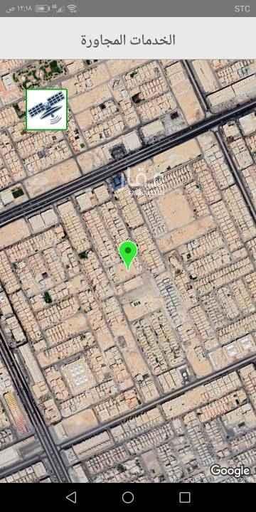 1417771 قطعة أرض بحي الياسمين مربع ١٦ مساحة ٣٩٠ م شارع ١٥ م اطوال 13×30 البيع ٢٤٠٠ريال