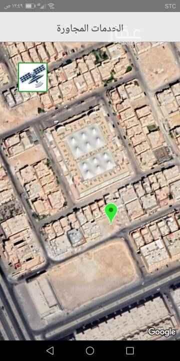 1450628 للبيع قطعة أرض بحي الياسمين مربع ١٦ مساحة ٤١٦ م شارع ١٥ م الوجهة جنوبيه البيع ٢٥٠٠ ريال